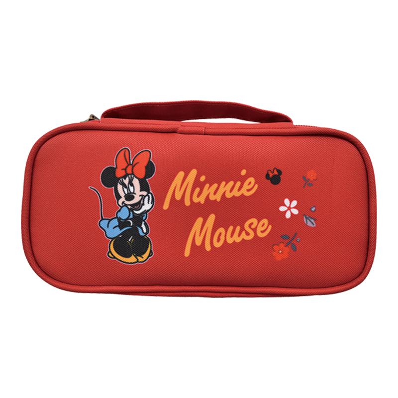 迪士尼上翻萬用袋\筆袋-米妮
