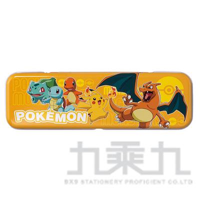 精靈寶可夢單層鐵筆盒 PKDPC70-1