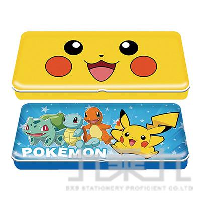 精靈寶可夢雙層鐵筆盒(4) PKDPC120-4
