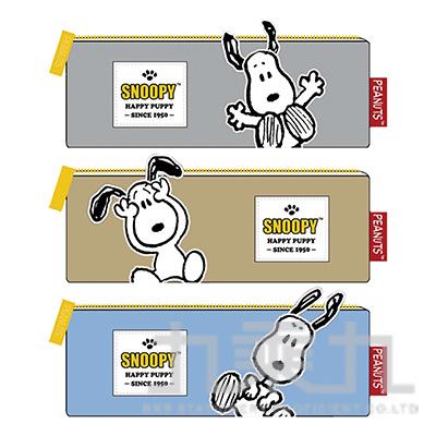 SNOOPY(飛耳系列)三角筆袋 SPWPK230-2