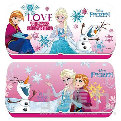 冰雪奇緣雙層鐵筆盒(9) FRDPC120-2