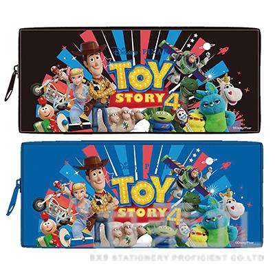 迪士尼(TOYS4)雙拉鏈筆袋 DTWPK200-1