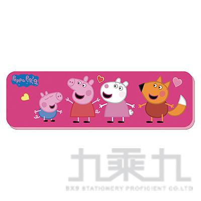 粉紅豬小妹單層鐵筆盒(5)PGDPC60-5