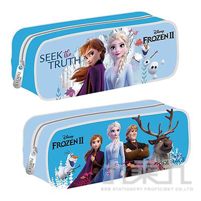 冰雪奇緣(2)方型筆袋 FRWPK180-16 (款式隨機)