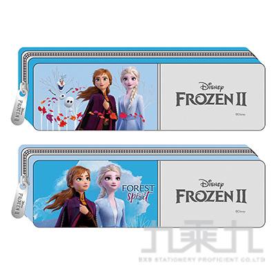 冰雪奇緣(2)中方型筆袋 FRWPK160-9 (款式隨機)
