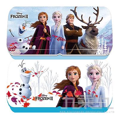 冰雪奇緣(2)雙層鐵筆盒 FRDPC120-3 (款式隨機)