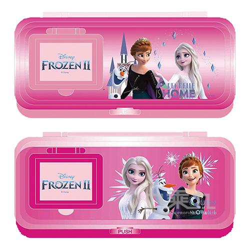 冰雪奇緣(2)鏡梳組筆盒(3)(款式隨機出貨)