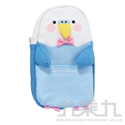 CRUX筆袋-鸚鵡 06897