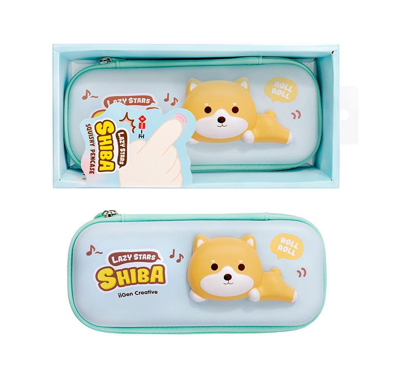 柴犬舒壓筆盒