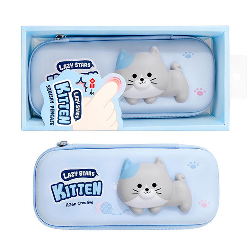貓咪舒壓筆盒