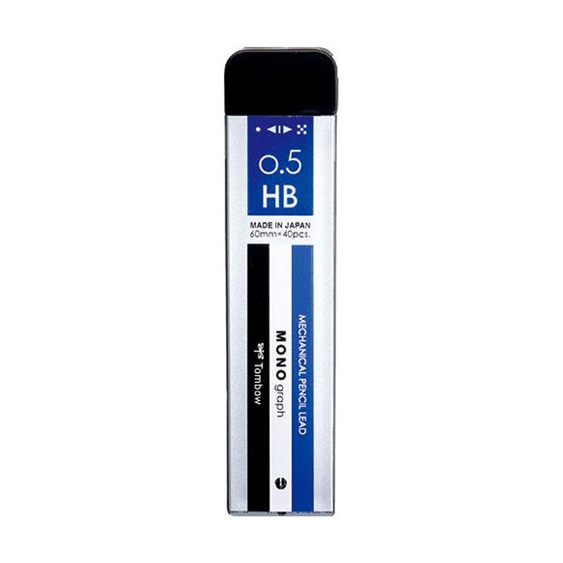 MONO graph one 自動筆芯HB 金屬藍 R5-MGHB41