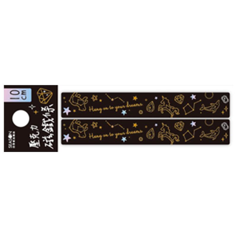 壓克力磁鐵條(小)-星空 SA7002-03