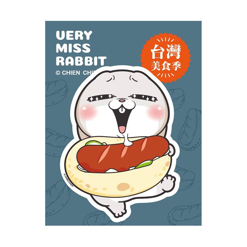 創意磁鐵(大腸包小腸)-好想兔