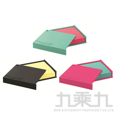 3M利貼抽取式便條台 NH-330-1B 06252-48143 (顏色隨機)