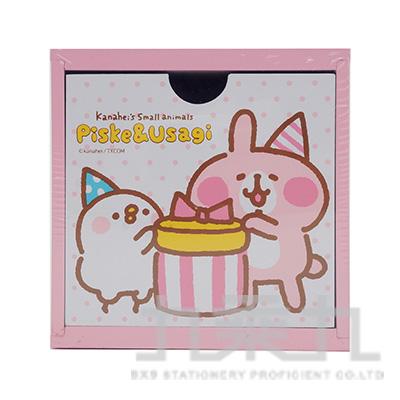 卡娜赫拉彩色積木盒兔兔派對版 KS62232B