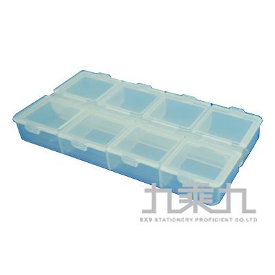 台灣聯合 8格藥盒 LPB1580