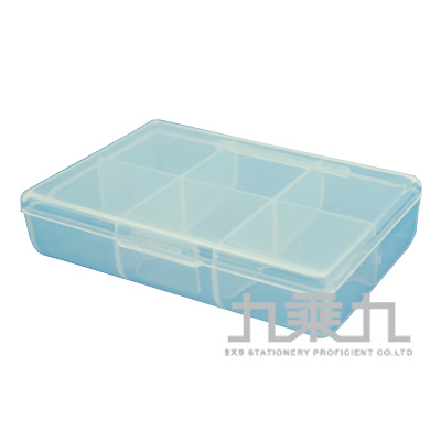台灣聯合 6格藥盒 LPB1560