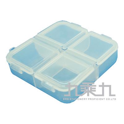 4格藥盒 LPB1540