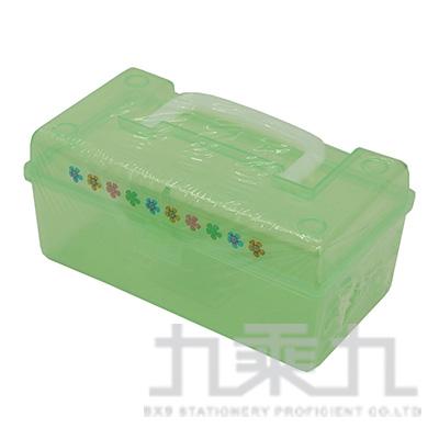 高第 手提收納箱-迷你(綠)