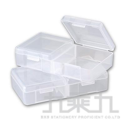 佐賀2號小物盒(透明)