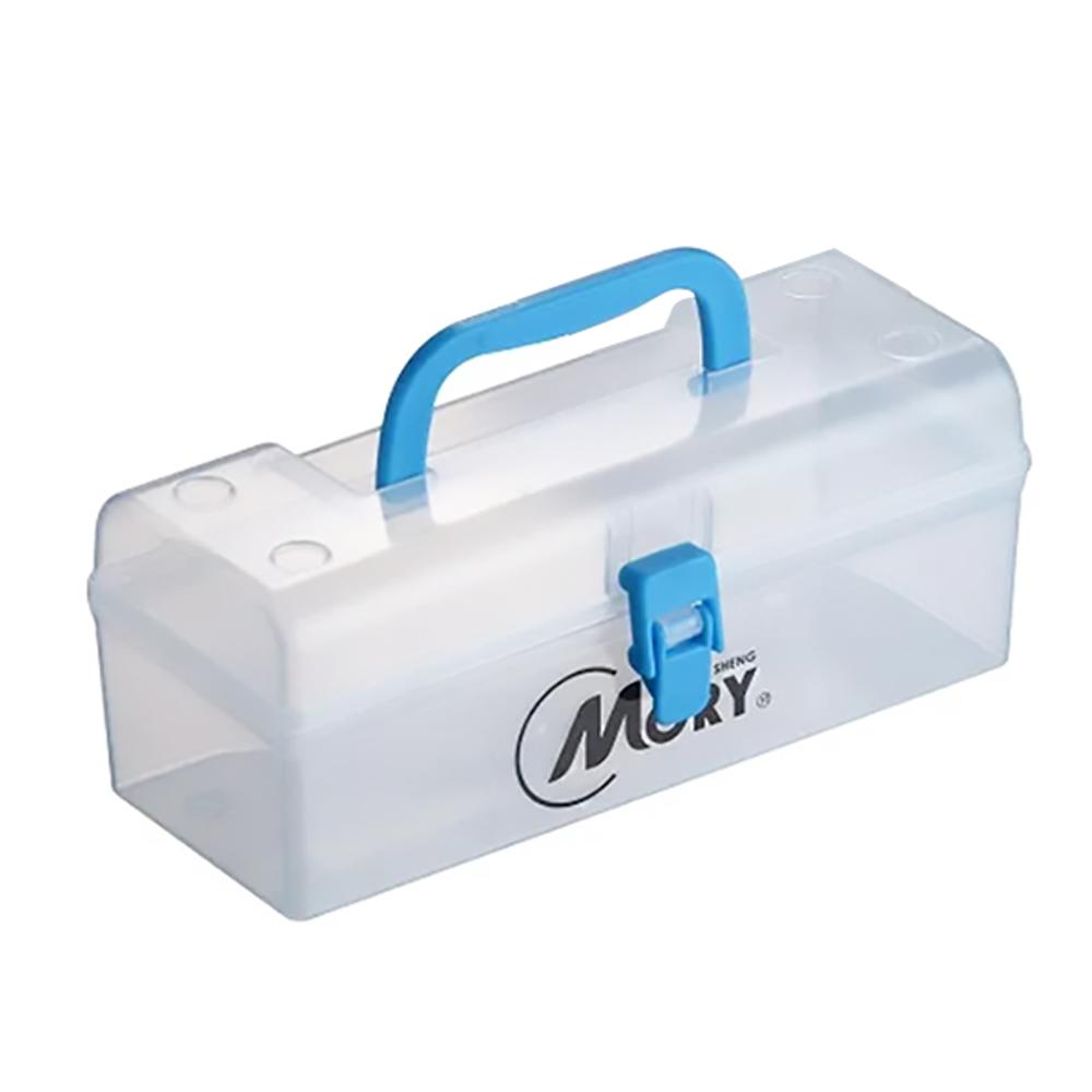 小行家收納箱(藍)  00722