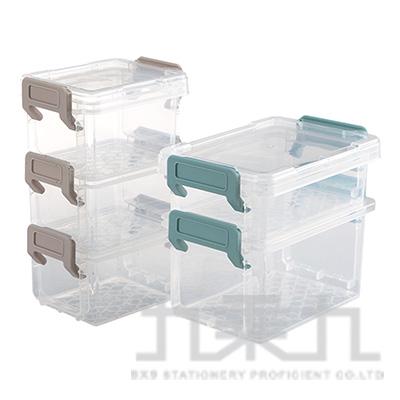 萬用收納盒組(附蓋子)小 DK-6453B