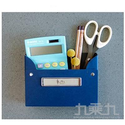 手作之吸鐵置物盒(藍)