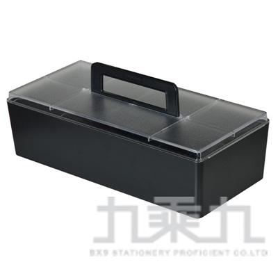 SHUTER 樹德潘朵拉收納盒+上蓋(黑 ) CTB-3215L