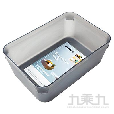 寶來2號深型整理盒(灰)1.3L OH-022