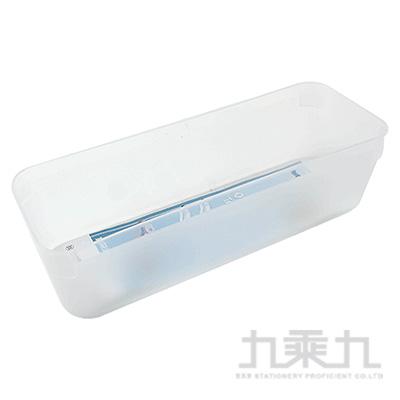 寶來3號深型整理盒(透明)1.26L OH-031