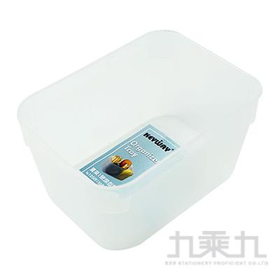 寶來1號深型整理盒(透明)0.61L OH-011