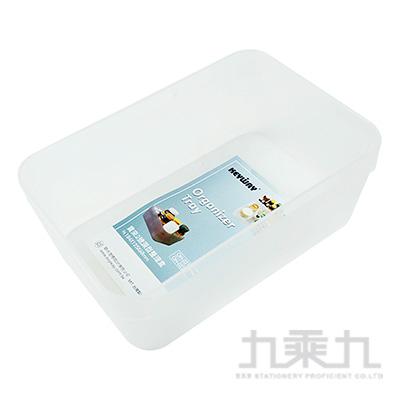 寶來2號深型整理盒(透明)1.3L OH-021