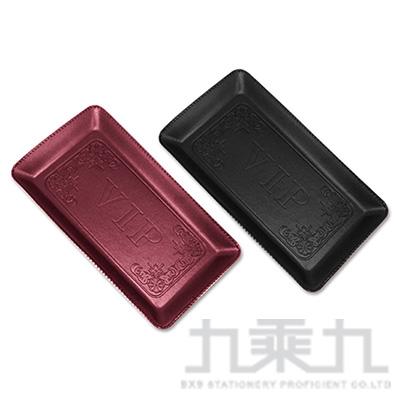 台灣聯合 皮製小費盤 JC120 (顏色隨機)