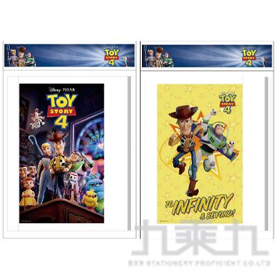 迪士尼 TOYS4環保書套 DTBS60-1