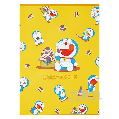 哆啦A夢25K筆記本-黃版 DO06071B