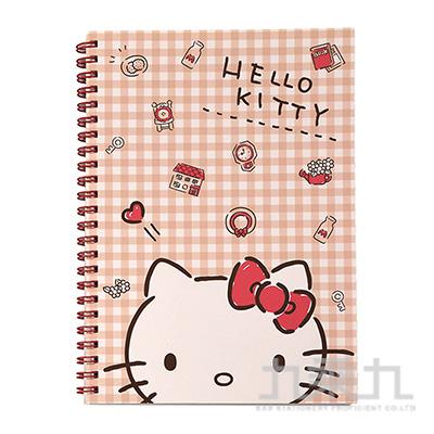 Kitty 雙線圈筆記本 195868