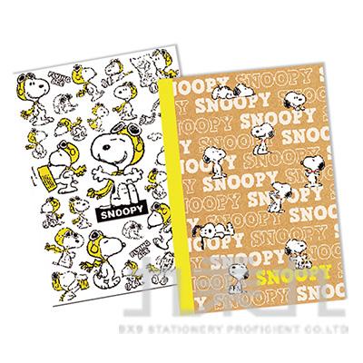 Snoopy16K加厚筆記本 SN-NB20/21