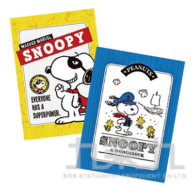 Snoopy25K加厚筆記本 SN-NB22/23