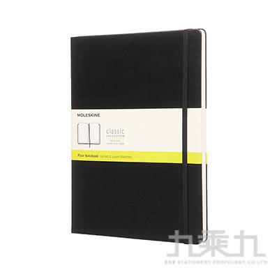 MOLESKINE 經典黑色軟皮筆記本-XL型空白 ML707261