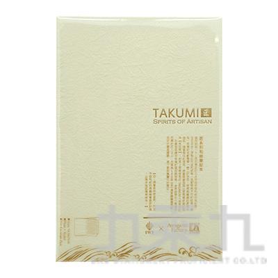 TAKUMI 匠和紙筆記本-A6(金標)/生成 NTGA6-9G