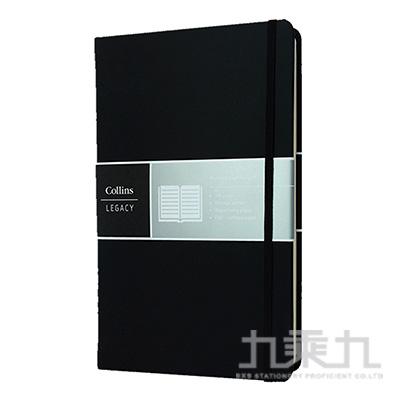 Collins Legacy 高質感筆記本 (黑色-橫線) 53N-01