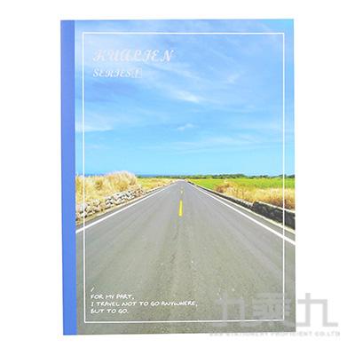 攝影日記16K細格固頁筆記本-花蓮 LW-A2201A