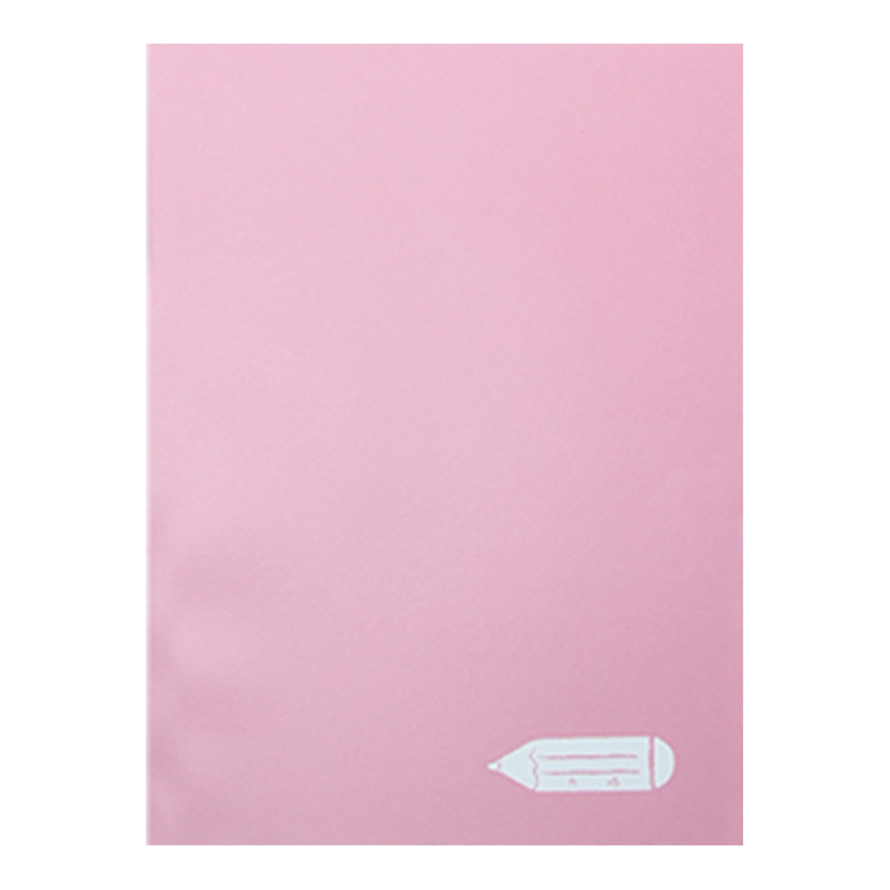 馬卡龍覆盆子玫瑰16K固頁筆記本(大格) LW-A3681D