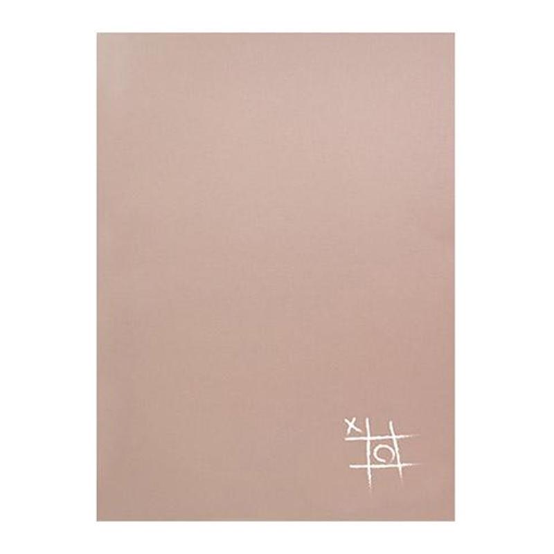 馬卡龍榛果巧克力16K固頁筆記本(方格) LW-A3685A