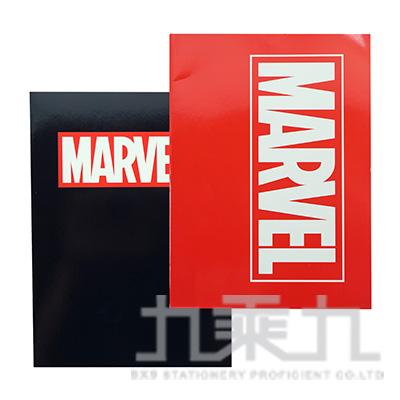 Marvel 16K固頁筆記本(空白) MAPN16-3