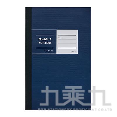 DA布膠系列/A5方格/黑 DANB18013