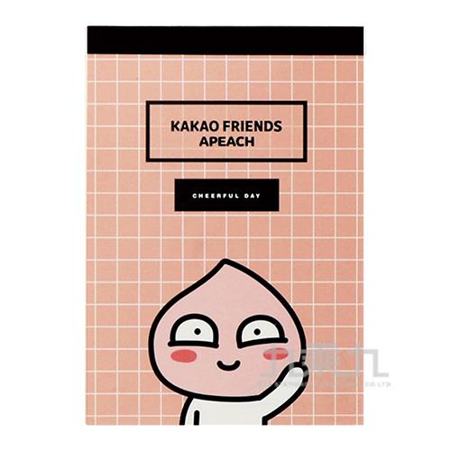 KAKAO FRIENDS迷你便條紙粉紅色 041052EAAV140