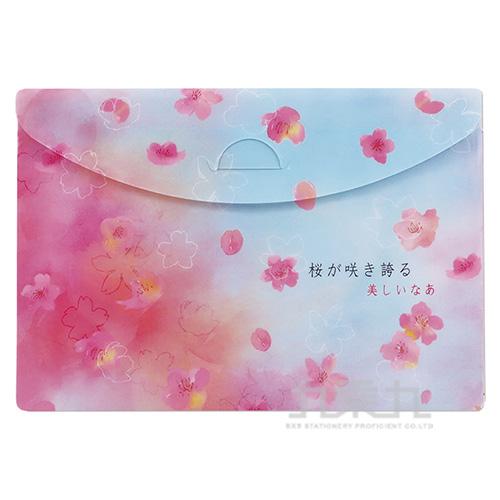 便條紙組合包-60張/櫻漫舞 SA-10309-02
