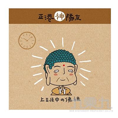 正港神隊友10*10 MEMO-咖 JM-73A