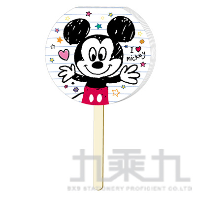 迪士尼棒棒糖便條 DPCI-M86D